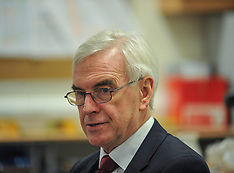 Shadow Chancellor John McDonnell keynote speech at economy conference, Airdrie, 8 December 2018