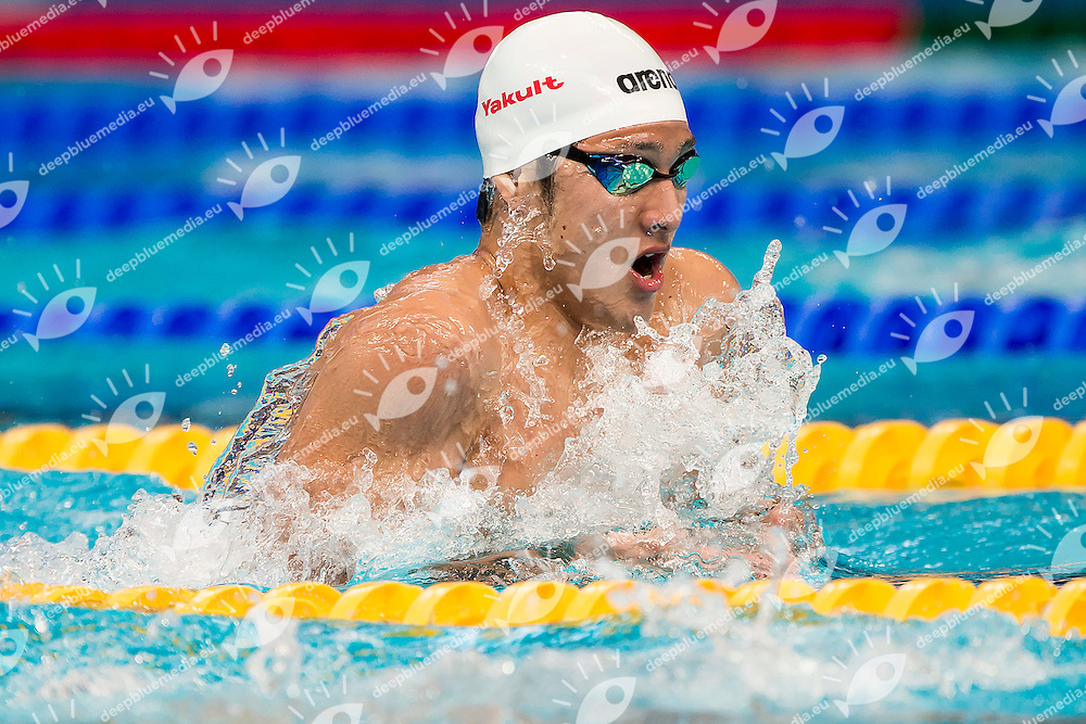 SETO Daiya JPN<br /> 200 Medley Men Heats<br /> Swimming - Kazan Arena<br /> Day13 05/08/2015<br /> XVI FINA World Championships Aquatics Swimming<br /> Kazan Tatarstan RUS July 24 - Aug. 9 2015 <br /> Photo A.Masini/Deepbluemedia/Insidefoto