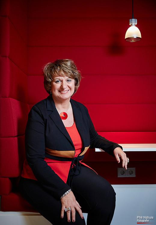 Den Haag, 8 oktober 2014 - SER voorzitter Mariette Hamer.<br /> Foto: Phil Nijhuis