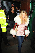 24.SEPTEMBER.2011. LONDON<br /> <br /> STAR OF REALITY TV SHOW 'MADE IN CHELSEA' CHESKA HULL IS SEEN WITH MODEL AND STAR OF CELEBRITY BIG BROTHER BOBBY SABEL LEAVING PUBLIC NIGHTCLUB IN LONDON, AROUND 3AM<br /> <br /> BYLINE: EDBIMAGEARCHIVE.COM<br /> <br /> *THIS IMAGE IS STRICTLY FOR UK NEWSPAPERS AND MAGAZINES ONLY*<br /> *FOR WORLD WIDE SALES AND WEB USE PLEASE CONTACT EDBIMAGEARCHIVE - 0208 954 5968*