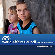 World Affairs Council Annual Report 2013.