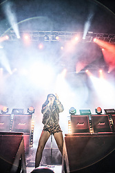Sleigh Bells at The Fox Theater - Oakland, CA - 8/31/12