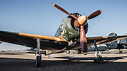 Nakajim Ki-43 Hayabusa, code name Oscar, of the Erickson Aircraft Collection.