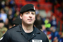 Royal Tank Regiment - Mandatory by-line: Dougie Allward/JMP - 05/11/2016 - FOOTBALL - Ashton Gate - Bristol, England - Bristol City v Brighton and Hove Albion - Sky Bet Championship