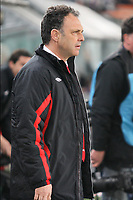 ANDERLECHT 25/02/2010 - CONSTANT VANDDEN STOCK STADIUM <br /> SPORT - FOOTBALL - EUROPA LEAGUE 2009/2010<br />  RSC ANDERLECHT v ATHLETIC CLUB BILBAO - JOAQUIN CAPARROS  CAMINO (BILBAO COACH) <br /> PICTURE PHILIPPE CROCHET - JW / PHOTO NEWS / DPPI