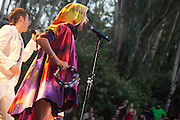 Kimbra joins Mark Foster.  Edgefield.  Portland, OR