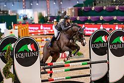 WOLF Charlie Ann (GER), Staedtebahn's Longines<br /> Leipzig - Partner Pferd 2019<br /> SPOOKS-Amateur Trophy<br /> Small Tour<br /> 17. Januar 2019<br /> © www.sportfotos-lafrentz.de/Stefan Lafrentz