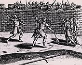Belgium, 'Poliorceticon sive de machinis tormentis telis, 1605 AD