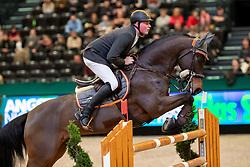 WERNKE Jan (GER), Nashville HR<br /> Leipzig - Partner Pferd 2019<br /> Eröffnungsspringen<br /> 17. Januar 2019<br /> © www.sportfotos-lafrentz.de/Stefan Lafrentz