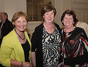 """Moycullen Marys, Mary Downes, Mary Power and Mary Croake at the launch of Ronan Scully's New book """"Time Out"""" An Innovative collaboration of words, reflections and stories of goodness, tenderness and positivity for all our lives combine to great effect in this new publication published by Ballpoint Press in aid of Self Help Africa and `The Irish Guide dogs for the Blind  at Hotel Meyrick in Galway. Picture:Andrew Downes"""