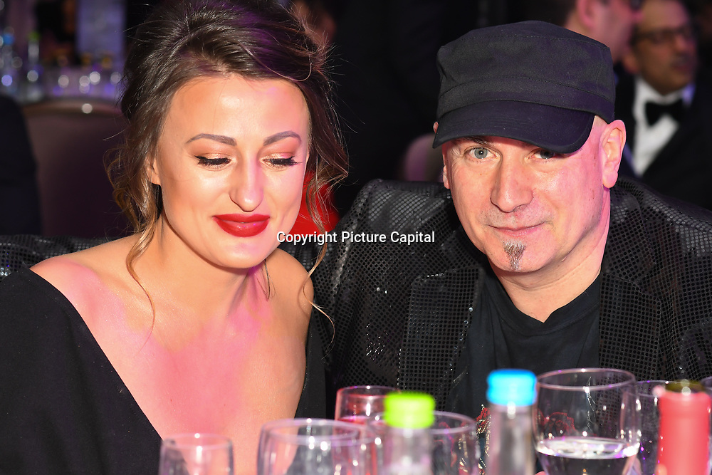 Tony Moore attend the Grand Final MISS USSR UK 2019 at Hilton hotel London on 27 April 2019, London, UK.