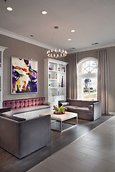 108 S. Courthouse Road Arlington, VA Myerton Condominium JBG designer Jeff Akseizer Lobby reception foyer
