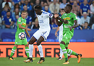 Leicester City v Borussia Monchengladbach, Pre-Season Frindly, 4 August 2017