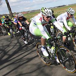 Energiewacht Tour 2012 Slochteren Monique van der Ree and Amy Pieters