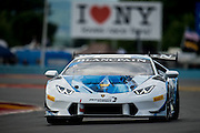 June 30- July 3, 2016: Round 3/4 - Watkins Glen, #11 Will James, eXclaim Racing, Lamborghini Paramus