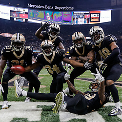 11-05-2017 Tampa Bay Buccaneers at New Orleans Saints