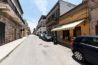 Lizzano, Taranto. Bar di paese