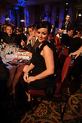 Martine McCutcheon, Specsavers Crime Thriller Awards.  Award ceremony celebrating the best in crime fiction and television. <br /> Grosvenor House Hotel, Park Lane, London. 21 October 2009