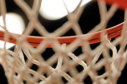 26-08-2005 BASKETBAL: NEDERLAND-BELGIE: GRONINGEN<br /> Nederland kan zich gaan opmaken voor een extra toernooi in Belgrado, waar de laatste strohalm moet worden gepakt ter handhaving in de A-groep. Dat is het gevolg van de 51-62 nederlaag / <br /> ©2005-www.fotohoogendoorn.nl