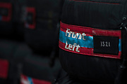 May 21, 2014: Monaco Grand Prix: Pirelli tire warmer