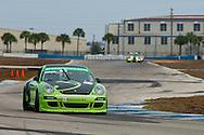 #57 Speedmerchants Porsche GT3 Cup: Robert Maranda