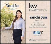 Miami KW realtor: Yanchi Sun