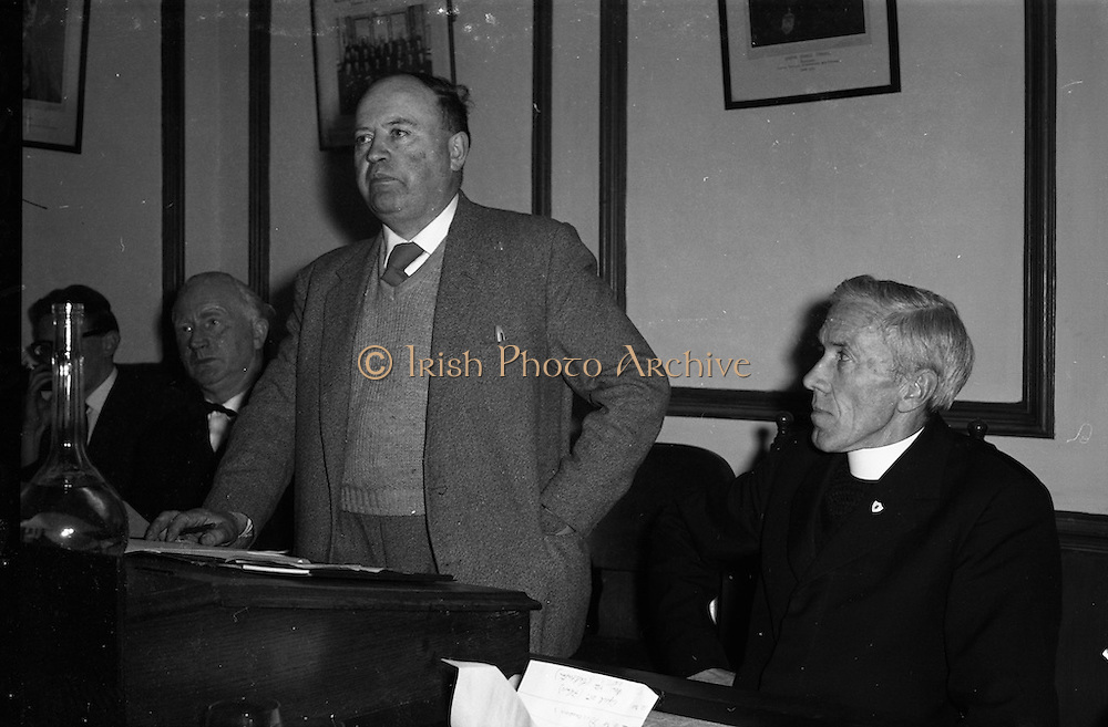 N.A.I.D.A. Symposium at St. Stephen's Green.<br /> 18.04.1961