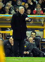 Molineux Grounds Wolverhampton Wanderers v Manchester United (2-1)  Premier League 05/02/2011<br />