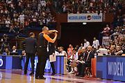 DESCRIZIONE : Milano ,EA7 EMPORIO ARMANI OLIMPIA MILANO - MACCABI ELECTRA TEL-AVIV <br /> Euroleague Playoffs - Game 2<br /> GIOCATORE : ARBITRI <br /> CATEGORIA : ARBITRI <br /> SQUADRA : <br /> EVENTO : Campionato Euroleague Playoffs<br /> GARA : EA7 EMPORIO ARMANI OLIMPIA MILANO - MACCABI ELECTRA TEL-AVIV <br /> Euroleague Playoffs - Game 2 <br /> DATA : 18/04/14 <br /> SPORT : Pallacanestro <br /> AUTORE : Agenzia Ciamillo-Castoria/Luca Sonzogni <br /> Galleria : Euroleague Playoffs