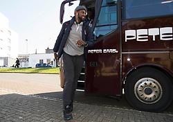 - Photo mandatory by-line: Alex James/JMP - 25/02/2018 - BASKETBALL - Plymouth Pavilions - Plymouth, England - Plymouth Raiders v Bristol Flyers - British Basketball League