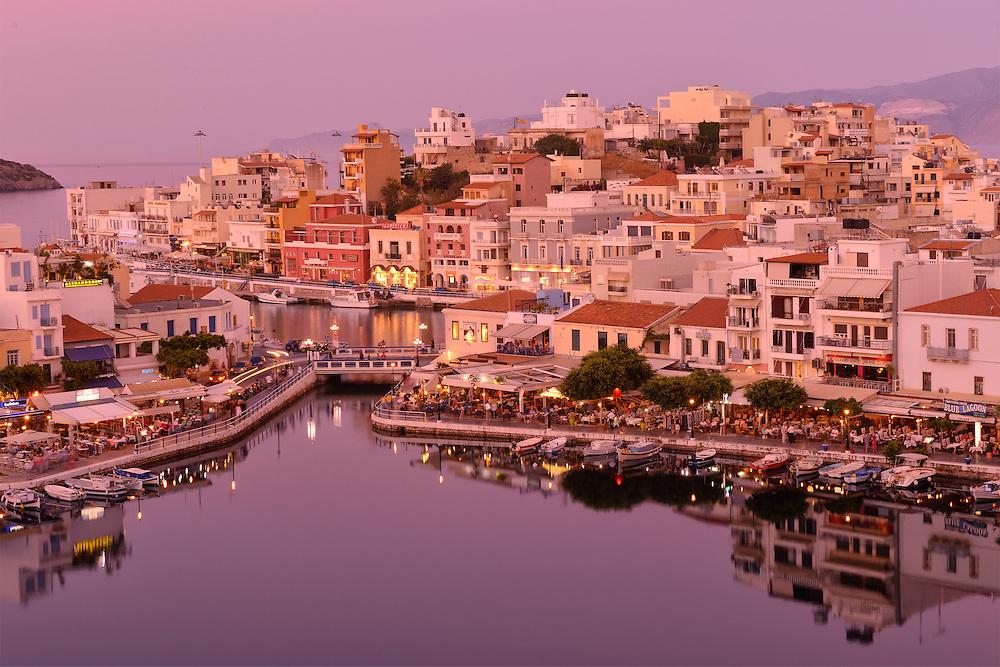 Agios Nikolaos,Crete, Greece, Europe
