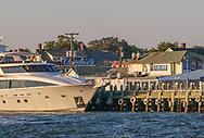 Yacht, Harbor, Greenport, NY