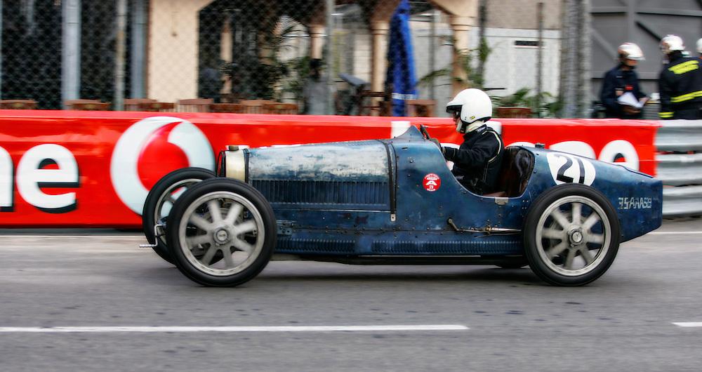 Monaco Historic Racing 2006