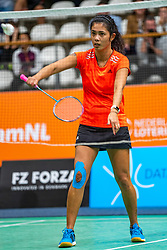 during the Dutch Championships Badminton on February 1, 2020 in Topsporthal Almere, Netherlands