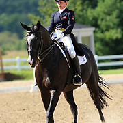 Victoria Winter and Gotcha at the 2009 Cornerstone Summer Classic in Palgrave, Ontario.