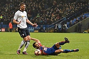 Bolton Wanderers Forward, Jamie Proctor (9)  during the The FA Cup 3rd round match between Bolton Wanderers and Crystal Palace at the Macron Stadium, Bolton, England on 7 January 2017. Photo by Mark Pollitt.