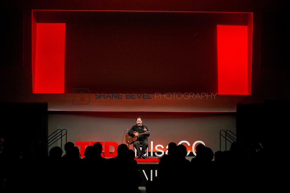 4/29/17 5:52:52 PM -- Tedx TulsaCC event at the Center for Creativity. Released under Creative Commons license for non commercial, non derivative usage. <br /> <br /> Photo by Shane Bevel