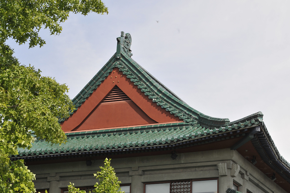 Chinatown, Chinese CUltural Center, Vancouver, British Columbia , Canada