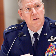"General Richard Myers, Chairman of the Joint Chiefs of Staff. Panel: Military Response on 9/11. The 9/11 Commission's 12th public hearing on ""The 9/11 Plot"" and ""National Crisis Management"" was held June 16-17, 2004, in Washington, DC."