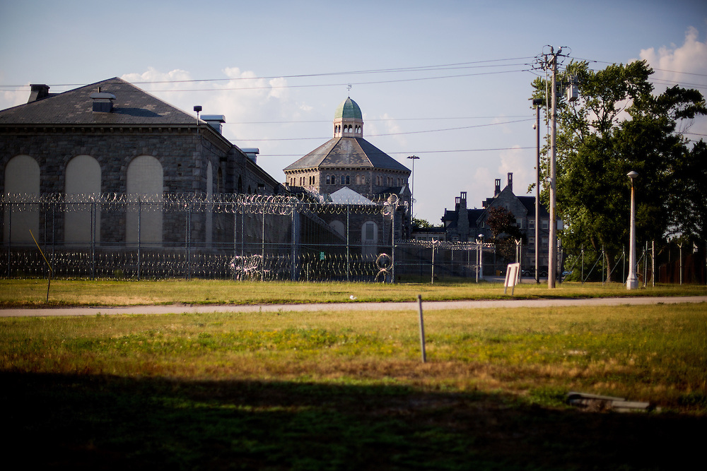 CRANSTON, RI - JULY  6, 2016: General views of the Adult Correctional Institution in Cranston, Rhode Island. CREDIT: Sam Hodgson for The New York Times.
