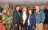 APRIL 8, 2011 - East Meadow, NY: Veterans' Clinic Grand Opening at Nassau University Medical Center. Claudia Borecky President of North and Central Merrick Community Association. )photo © 2011 Ann Parry - AnnParryPhotography.com)