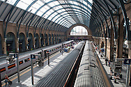 Kings Cross Station in London, England. 2012..Picture by Alex Hewitt.alex.,hewitt@gmail.com.07789871540