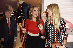 Kerstin Linnartz und Tanja Bülter bei der Wahlparty zur US-Wahlnacht 2016 in der Hauptstadtrepräsentanz der Bertelsmann SE & Co KGaA in Berlin<br /> <br /> / 081116<br /> <br /> *** Election Party at the Bertelsmann House in Berlin, Germany; November 8th, 2016 ***