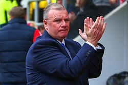 Peterborough United manager Steve Evans - Mandatory by-line: Ryan Crockett/JMP - 30/03/2018 - FOOTBALL - Aesseal New York Stadium - Rotherham, England - Rotherham United v Peterborough United - Sky Bet League One