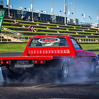 Nostalgia Drag Racing at the Perth Motorplex