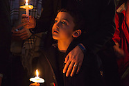 Candle Light Vigil for Paris 11/17/2015