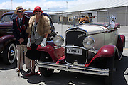 Vintage car show,  Napier, New Zealand 1929 DeSoto