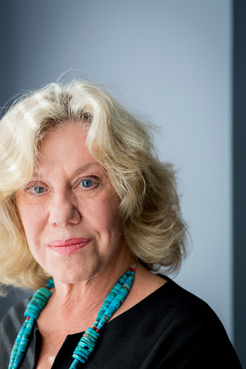 """American feminist and writer Erica Jong has just finished her follow-up to her success """"Fear of Flying"""". Her new book, """"Fear of Dying"""" takes on age and sexuality."""