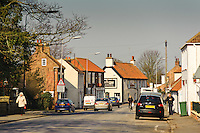 East Yorkshire VillageLeven , East Yorkshire Village