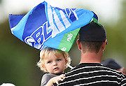 Fans during a pre season Super Rugby match. Blues v Storm, Pakuranga Rugby Club, Auckland, New Zealand. Thursday 4 February 2016. Copyright Photo: Andrew Cornaga / www.Photosport.nz